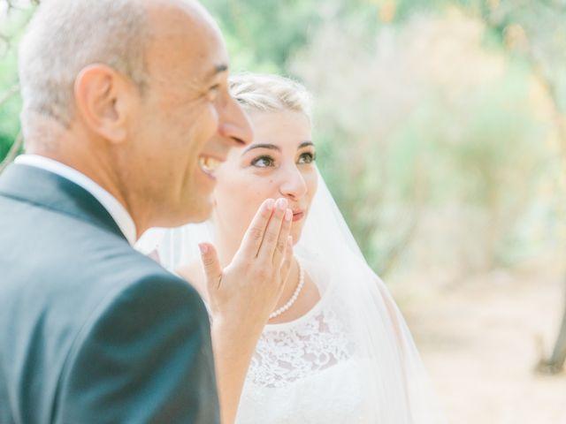 Le mariage de Xavier et Julie à La Crau, Var 17