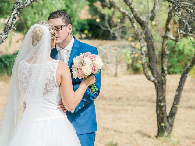 Le mariage de Xavier et Julie à La Crau, Var 19