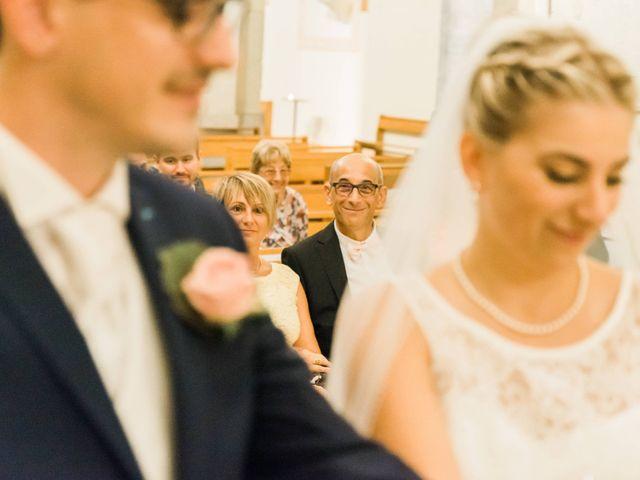 Le mariage de Xavier et Julie à La Crau, Var 25