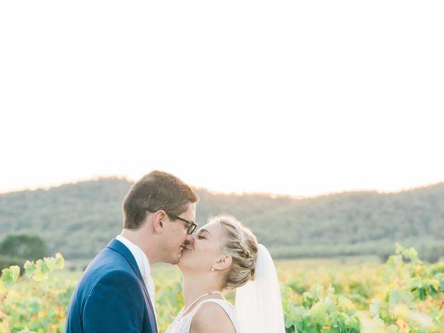 Le mariage de Xavier et Julie à La Crau, Var 2