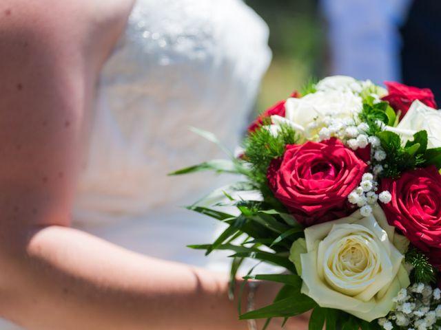 Le mariage de Christopher et Alison à Saint-Georges-des-Agoûts, Charente Maritime 10