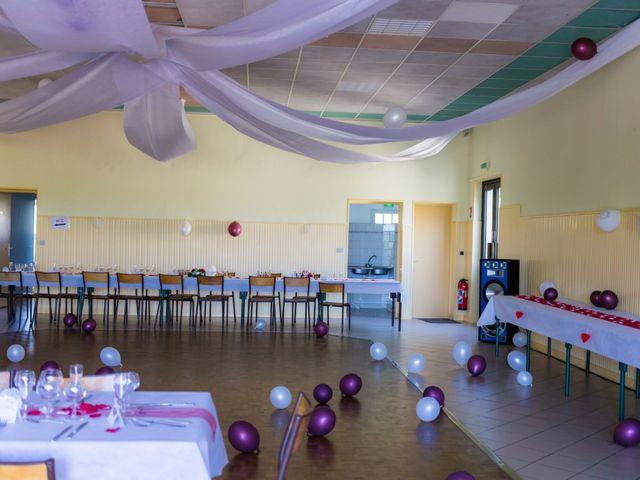 Le mariage de Christopher et Alison à Saint-Georges-des-Agoûts, Charente Maritime 29