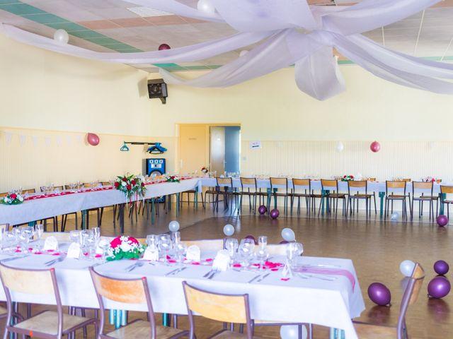 Le mariage de Christopher et Alison à Saint-Georges-des-Agoûts, Charente Maritime 30