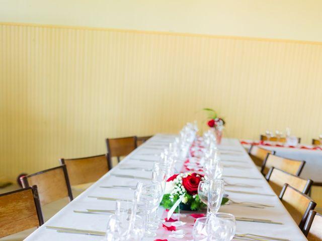 Le mariage de Christopher et Alison à Saint-Georges-des-Agoûts, Charente Maritime 35