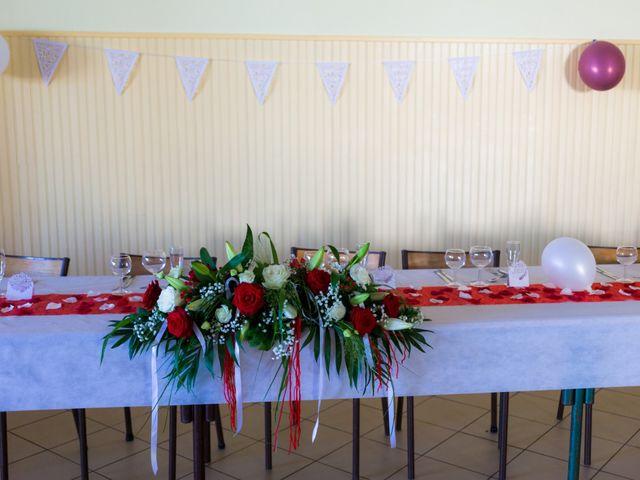 Le mariage de Christopher et Alison à Saint-Georges-des-Agoûts, Charente Maritime 36