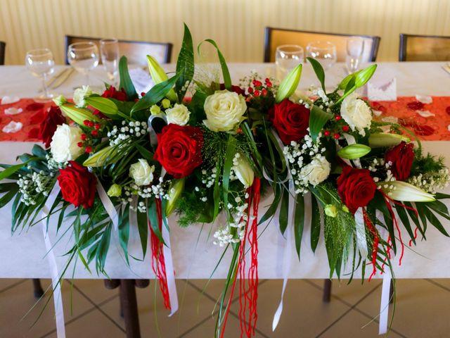 Le mariage de Christopher et Alison à Saint-Georges-des-Agoûts, Charente Maritime 37