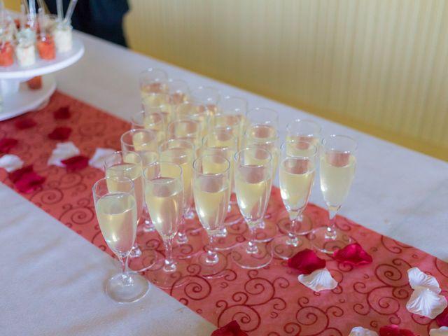Le mariage de Christopher et Alison à Saint-Georges-des-Agoûts, Charente Maritime 52