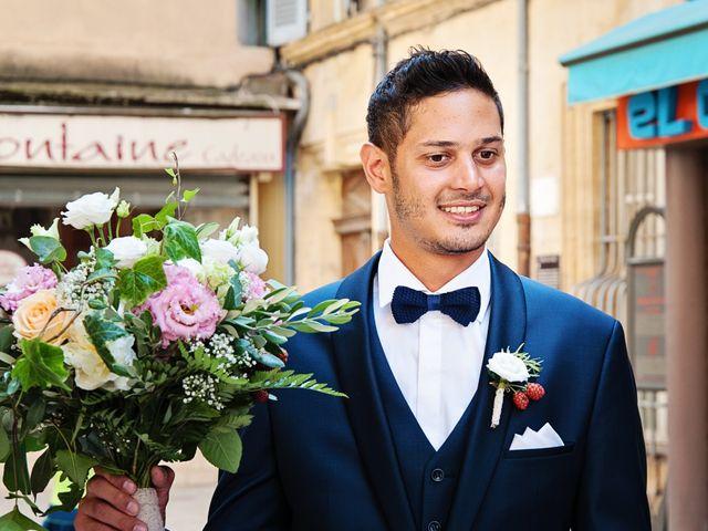 Le mariage de Etienne et Elodie à Orange, Vaucluse 5