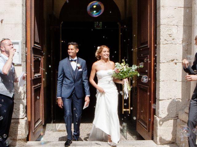 Le mariage de Etienne et Elodie à Orange, Vaucluse 10
