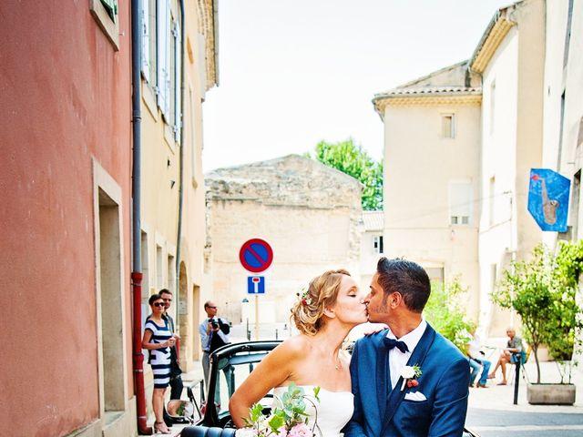 Le mariage de Etienne et Elodie à Orange, Vaucluse 17