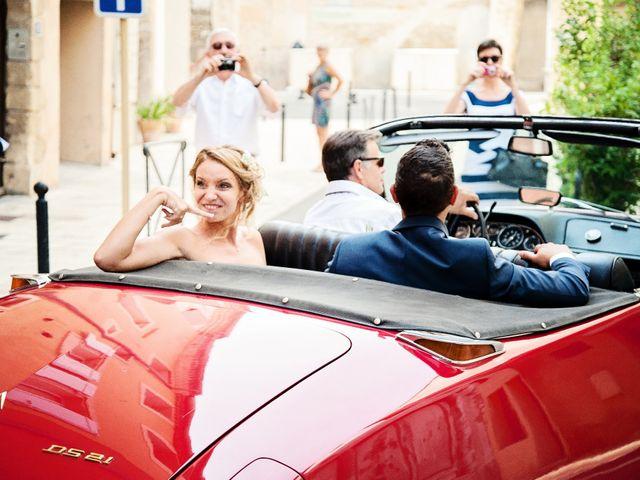 Le mariage de Etienne et Elodie à Orange, Vaucluse 19