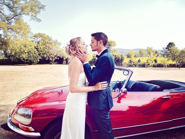 Le mariage de Etienne et Elodie à Orange, Vaucluse 22