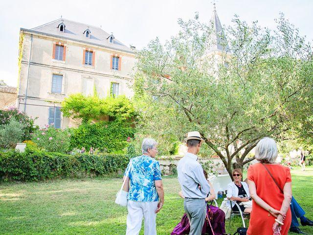 Le mariage de Etienne et Elodie à Orange, Vaucluse 26