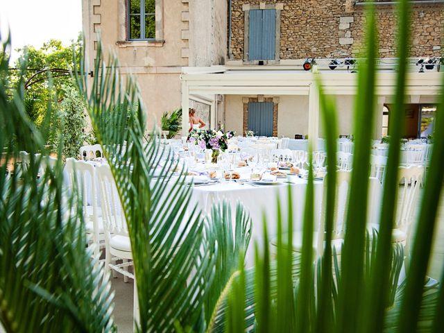 Le mariage de Etienne et Elodie à Orange, Vaucluse 34