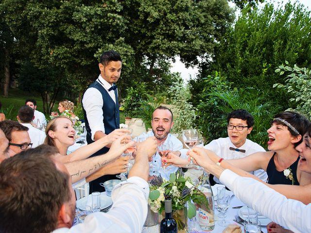 Le mariage de Etienne et Elodie à Orange, Vaucluse 50
