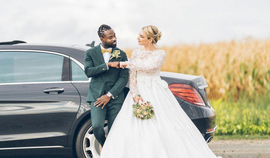 Le mariage de Henoc et Tiffany à Crisenoy, Seine-et-Marne