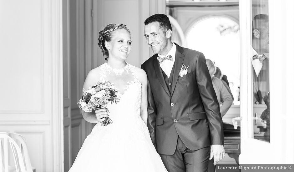 Le mariage de Guillaume et Stéphanie à Arsac, Gironde