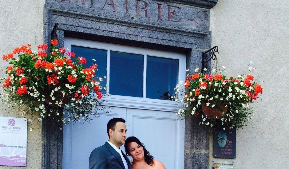 Le mariage de Blandine et Clément à Orcines, Puy-de-Dôme