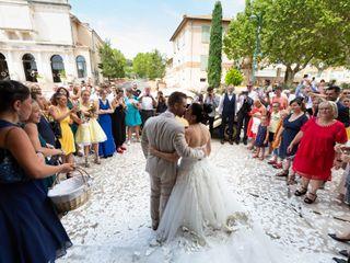 Le mariage de Mélanie et Mathieu