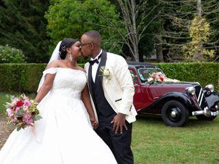 Le mariage de Thomas et Lise