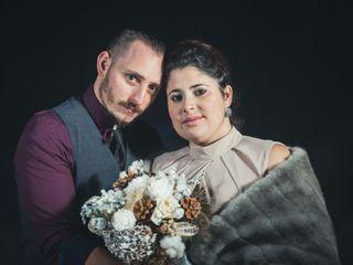 Le mariage de Sofia et Laurent 1