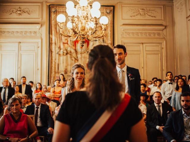 Le mariage de Romain et Mylène à Bordeaux, Gironde 35