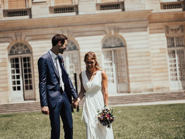 Le mariage de Romain et Mylène à Bordeaux, Gironde 36