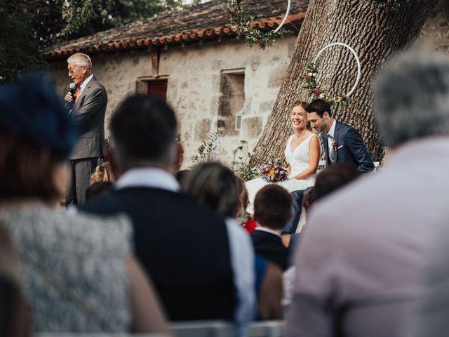 Le mariage de Romain et Mylène à Bordeaux, Gironde 47