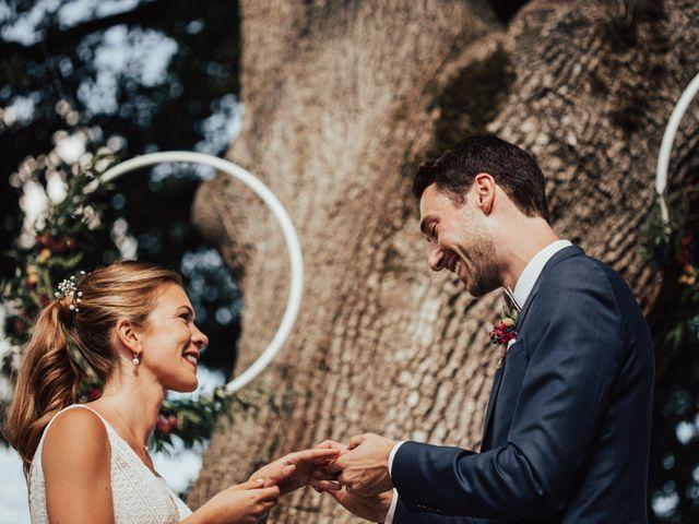 Le mariage de Romain et Mylène à Bordeaux, Gironde 56