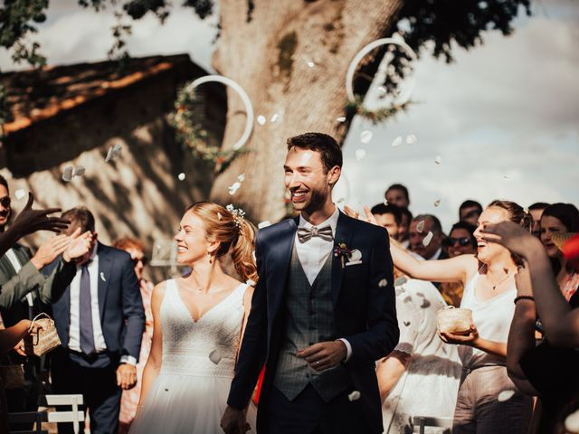 Le mariage de Romain et Mylène à Bordeaux, Gironde 58