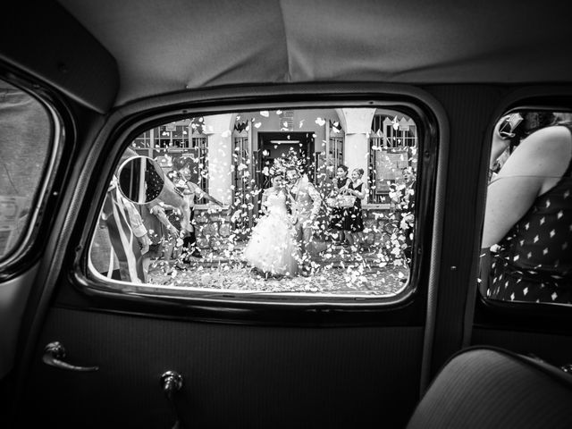 Le mariage de Mathieu et Mélanie à Sainte-Tulle, Alpes-de-Haute-Provence 22