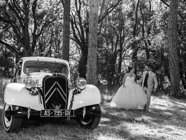 Le mariage de Mathieu et Mélanie à Sainte-Tulle, Alpes-de-Haute-Provence 27