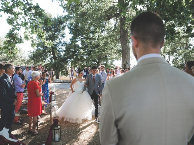 Le mariage de Mathieu et Mélanie à Sainte-Tulle, Alpes-de-Haute-Provence 33