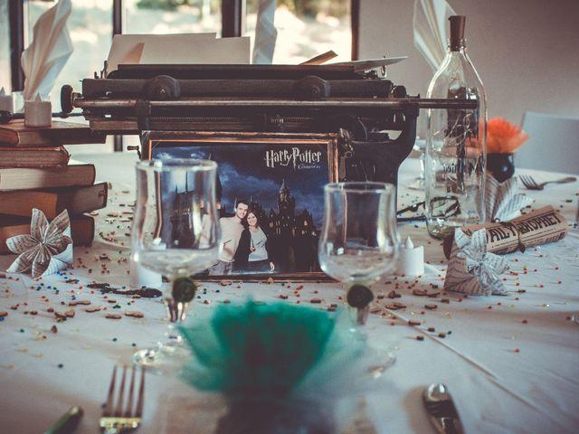 Le mariage de Mathieu et Mélanie à Sainte-Tulle, Alpes-de-Haute-Provence 46