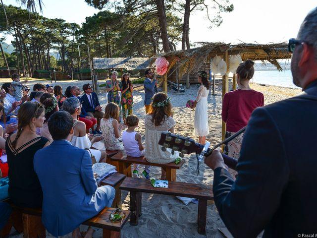 Le mariage de Franck et Marion à Calvi, Corse 19