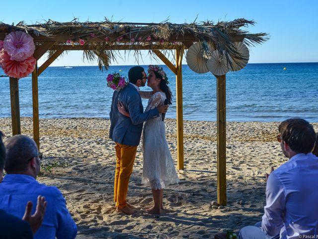 Le mariage de Franck et Marion à Calvi, Corse 20