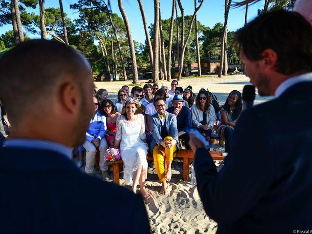 Le mariage de Franck et Marion à Calvi, Corse 22