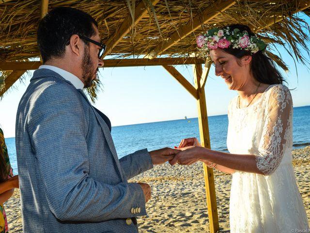 Le mariage de Franck et Marion à Calvi, Corse 23
