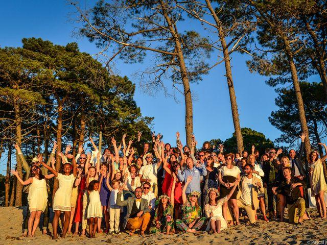 Le mariage de Franck et Marion à Calvi, Corse 25