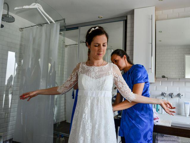 Le mariage de Franck et Marion à Calvi, Corse 4