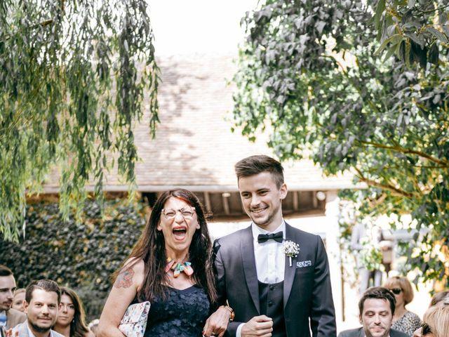 Le mariage de Lambert et Nina à Longnes, Yvelines 15