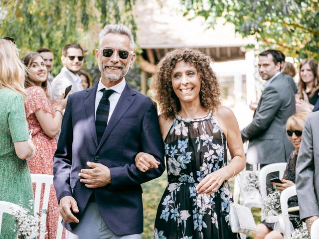 Le mariage de Lambert et Nina à Longnes, Yvelines 16