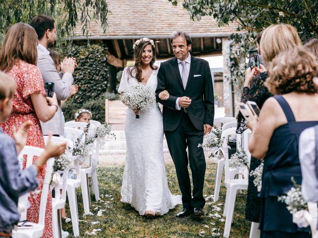 Le mariage de Lambert et Nina à Longnes, Yvelines 17