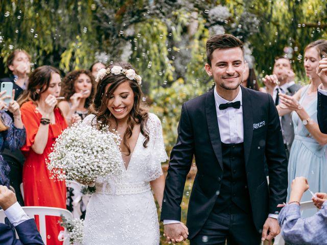 Le mariage de Lambert et Nina à Longnes, Yvelines 29