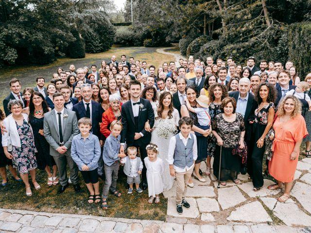 Le mariage de Lambert et Nina à Longnes, Yvelines 32