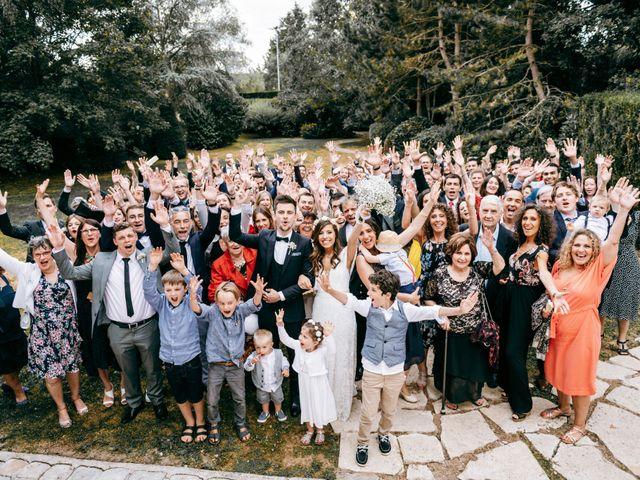 Le mariage de Lambert et Nina à Longnes, Yvelines 33
