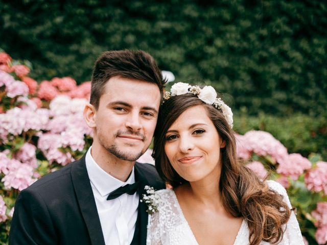 Le mariage de Lambert et Nina à Longnes, Yvelines 37