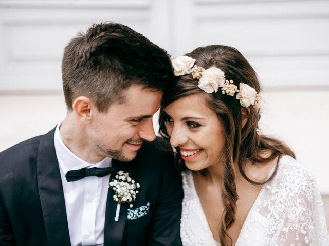 Le mariage de Nina et Lambert