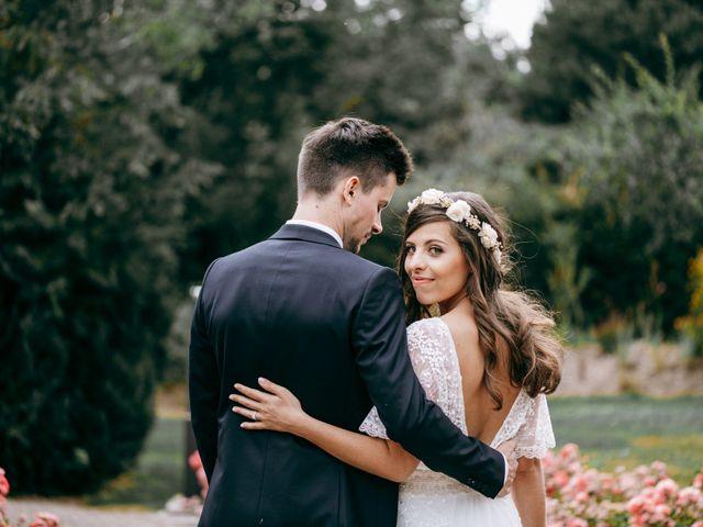 Le mariage de Lambert et Nina à Longnes, Yvelines 42