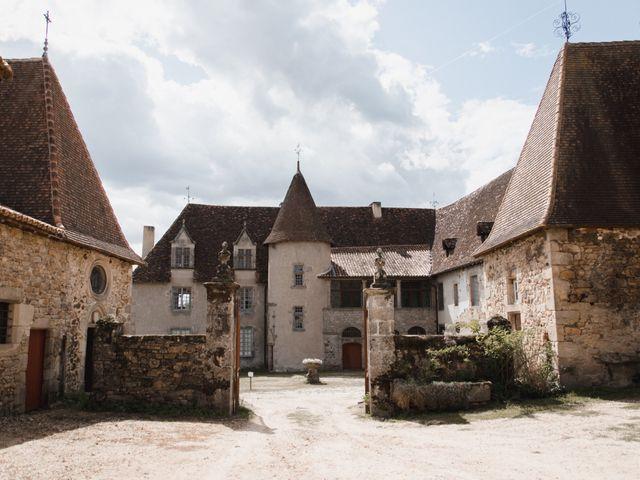 Le mariage de Gratien et Célia à Aixe-sur-Vienne, Haute-Vienne 13